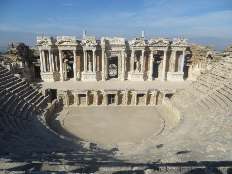 4 DAY PERGAMON, EPHESUS, P.M.D. & PAMUKKALE TOUR FROM ISTANBUL