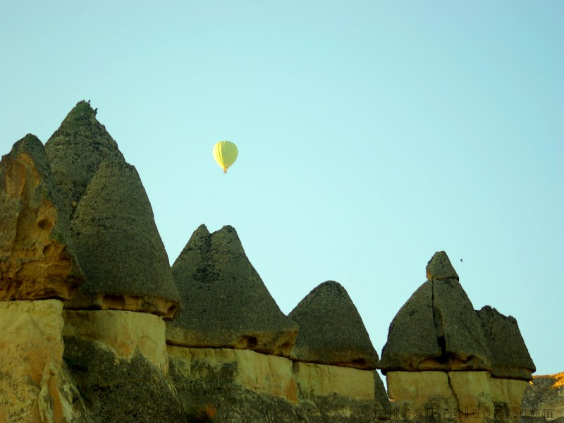 CAPPADOCİA NORTH TOUR ( CAPPADOCİA RED TOUR )