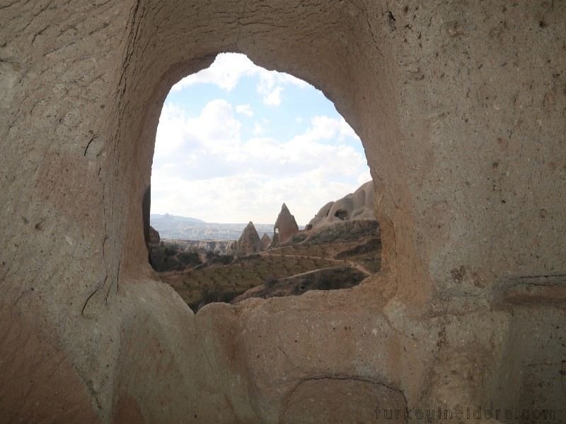 CAPPADOCİA SOUTH TOUR ( CAPPADOCİA BLUE TOUR )