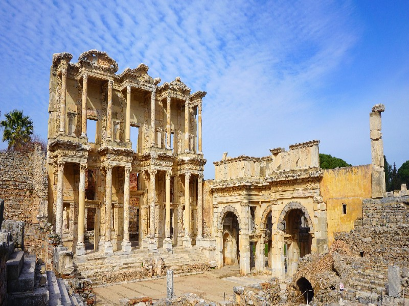 DAİLY EPHESUS TOUR FROM ISTANBUL