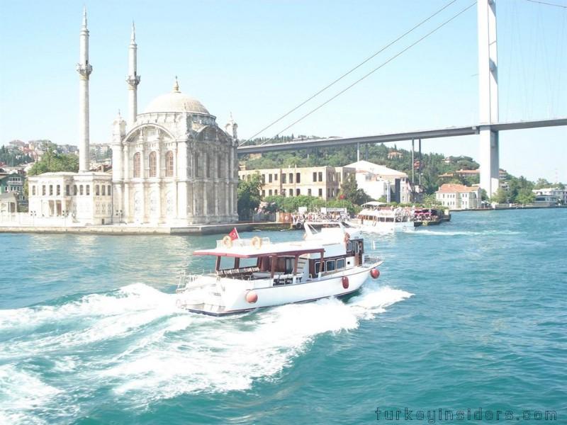 ISTANBUL BOSPHORUS CRUİSE TOUR